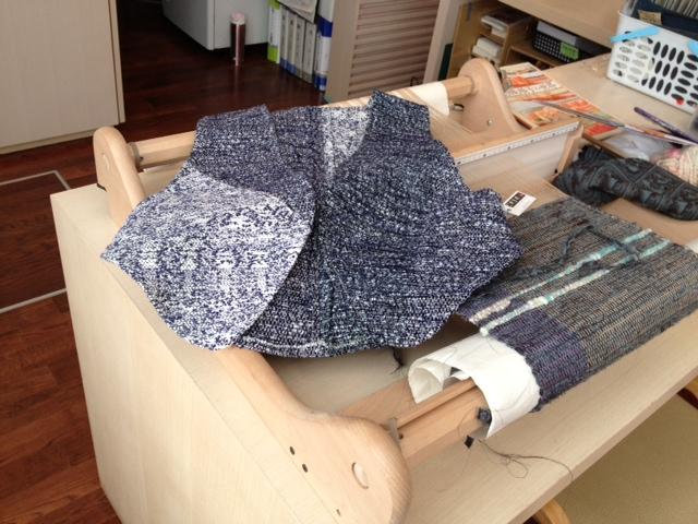 織り機ベスト