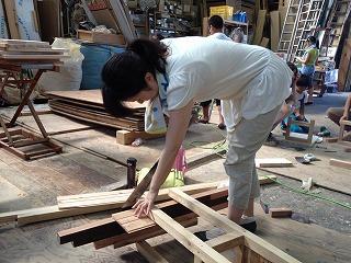 2012.08.24.25  木工教室林邸 011