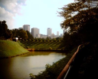 東京タワーと国会議事堂:Entry