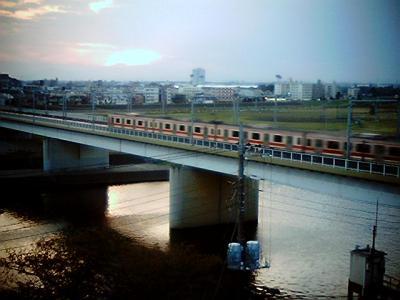 東急線と富士山:Entry