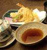お昼ご飯 天ぷら