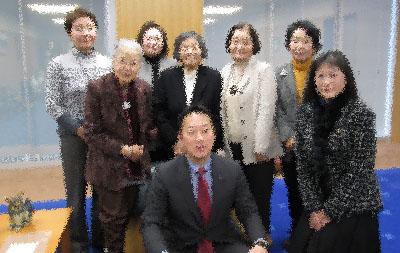 市長と懇談会