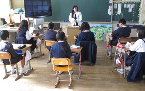 小瀬小租税教室