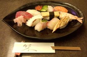 お昼ごはん 磯春お寿司