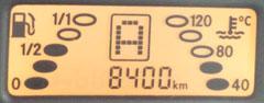 スマート走行距離9400km