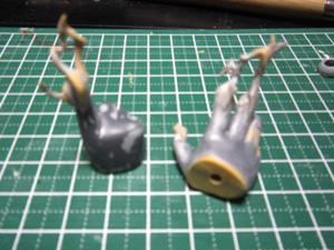 放電ハンド