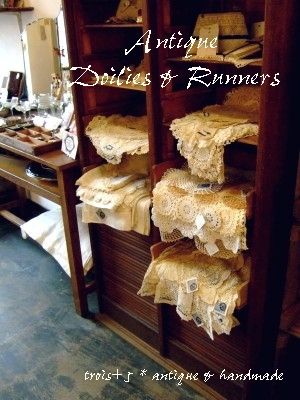 Antique Doilies & Runners