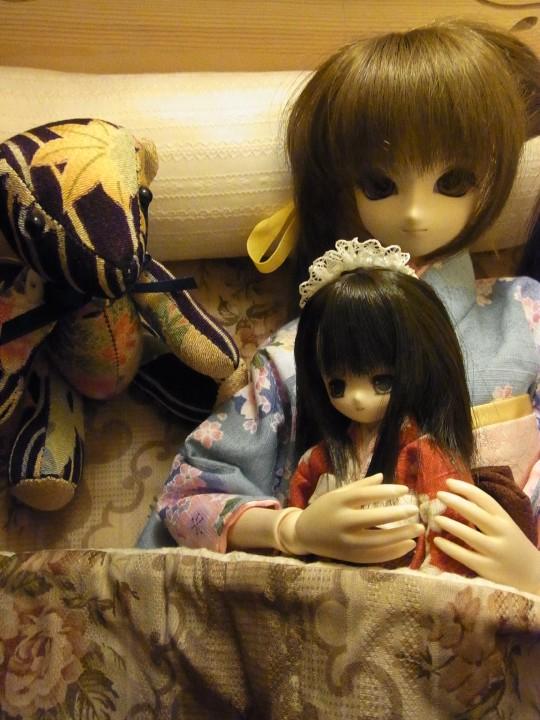 れんげ ベッド09