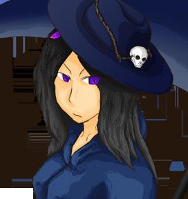 魔法少女立ち絵1