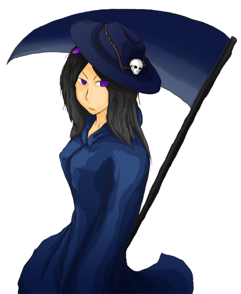 魔法少女立ち絵3