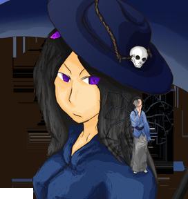 魔法少女と使い魔1
