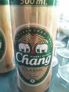changビール