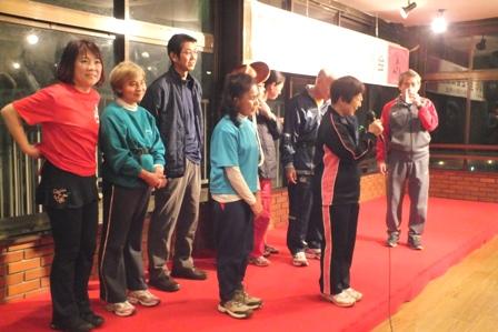 沖縄からの参加者