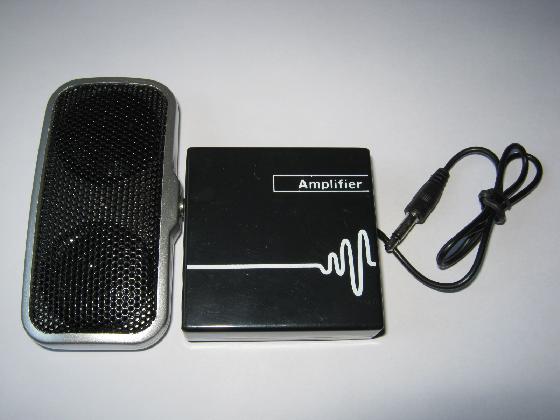 超簡易版ラジコンモニターの製作Amp外観2