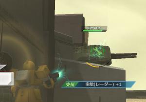 本拠点防衛の時は固定砲台たんを優先して直します、だってジオンさいっきょ