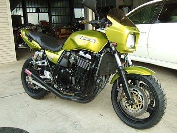 ZRX1100 カスタム