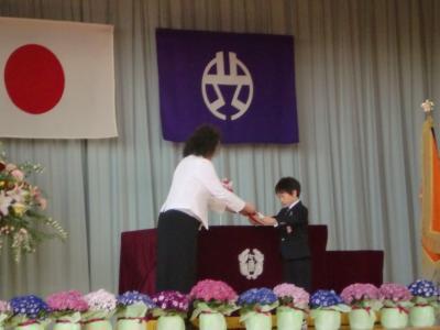 入学式 2