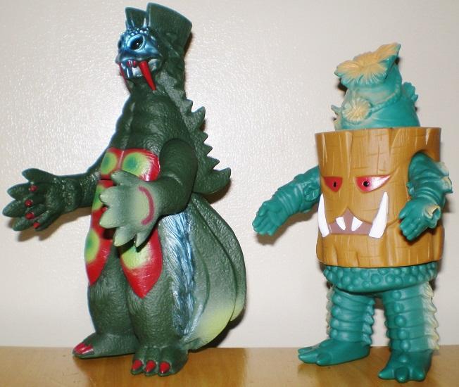 ウルトラ怪獣500 ドラゴリー、モチロン