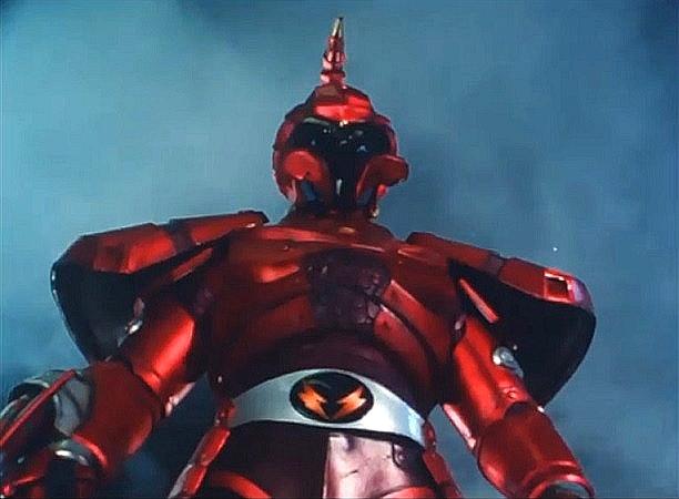 ビーファイターカブト ビークラッシャー 闇の四鎧将 デスコーピオン