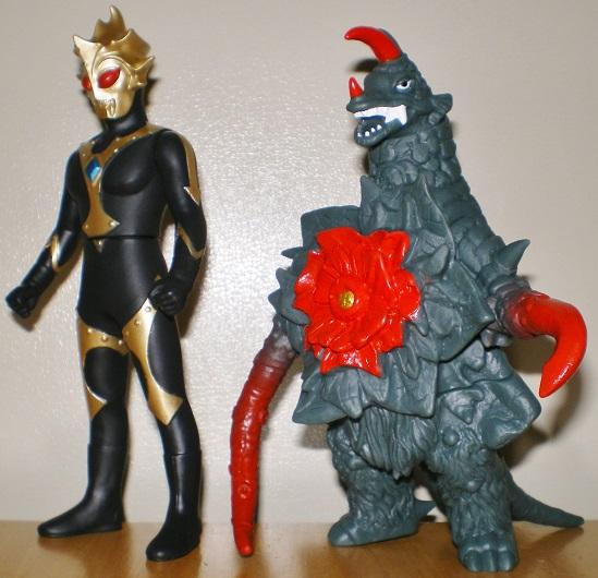ウルトラ怪獣500 バルキー星人、アストロモンス