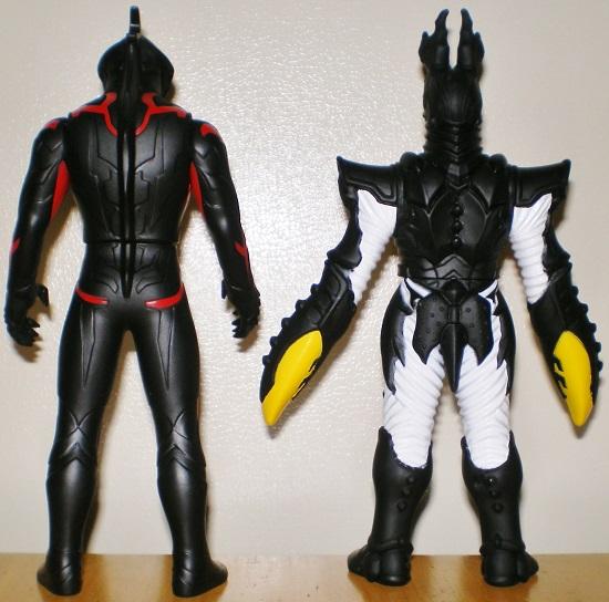 ウルトラ怪獣500 ウルトラマンベリアル、ハイパーゼットン(イマーゴ)0
