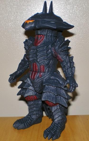 円盤生物 ロベルガー ウルトラ怪獣500