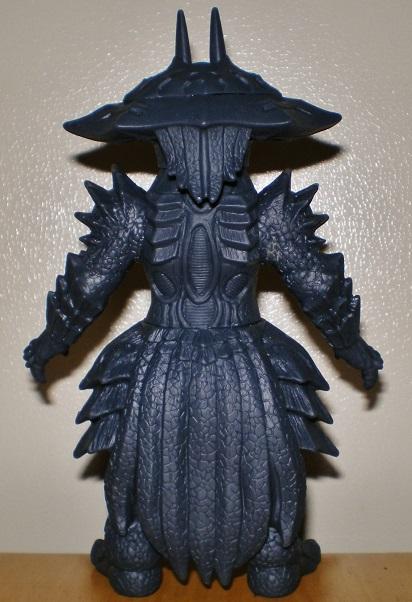 円盤生物 ロベルガー ウルトラ怪獣5001