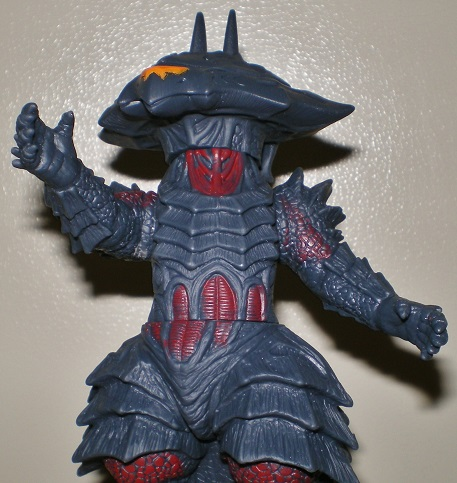 円盤生物 ロベルガー ウルトラ怪獣5002
