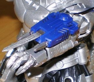 モンスターアーツ 三式機龍 メカゴジラ3