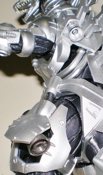 モンスターアーツ 三式機龍 メカゴジラ8