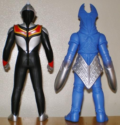 ウルトラ怪獣500 イーヴィルティガ、バルタン星人(ベーシカルバージョン)0
