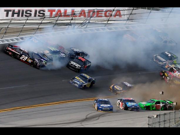 2012 NASCAR Good Sam Roadside Assistance 500 - DOING ALL RIGHT