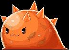 9309035オレンジ古代スライム