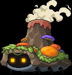 9309045火山虫(茶)