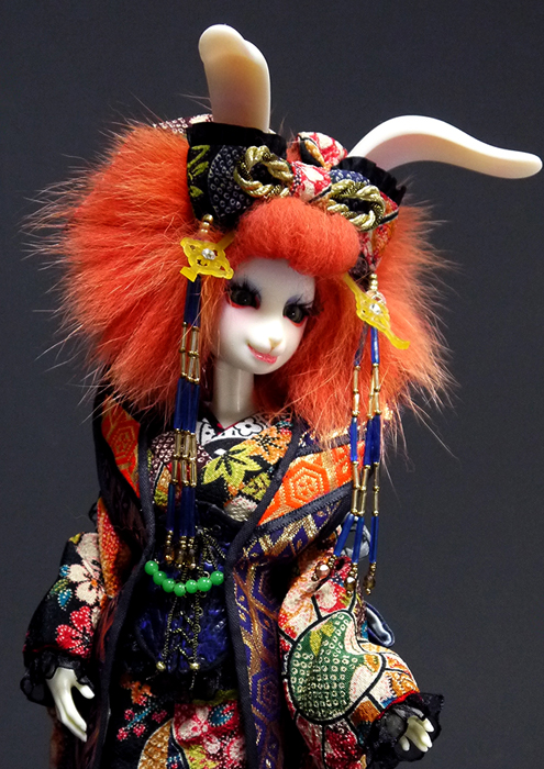 kimono01, usagi, bunny, doll