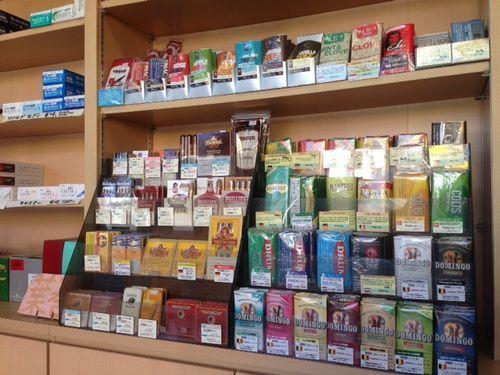 山梨で種類の豊富な葉巻、手巻きたばこ販売・専門店