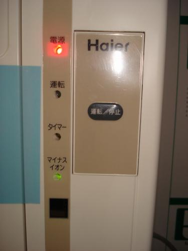 120614ハイアール 窓用エアコンJA-18K-W-12