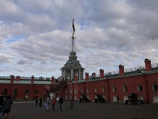 ペドロパヴロフスク要塞15
