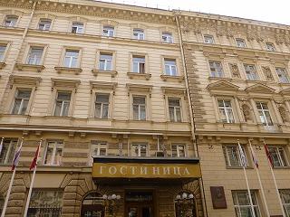 ブタペストホテル1