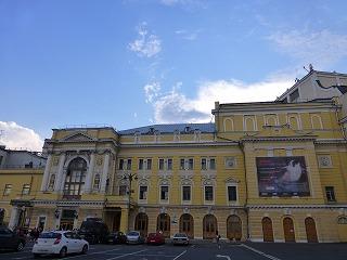 ロシア青年劇場1