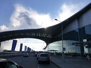 シェレメチボ国際空港2