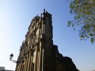 聖ポール天主堂跡5