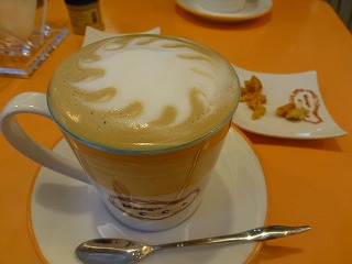 芒果恰恰03-マンゴーコーヒー