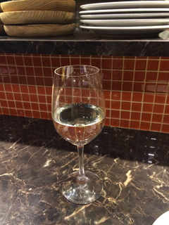 白ワインで回想・・・