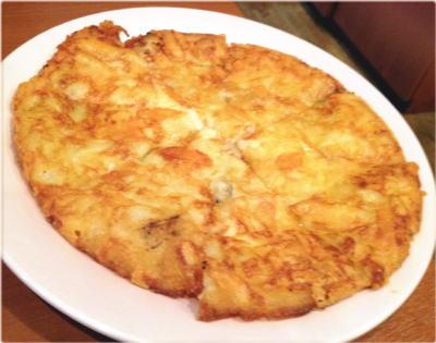 1チーズチヂミ