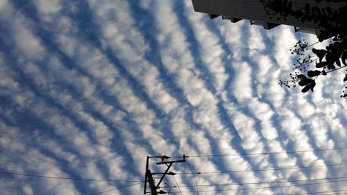 10月13日地震雲5