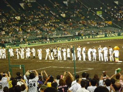 阪神vs中日11
