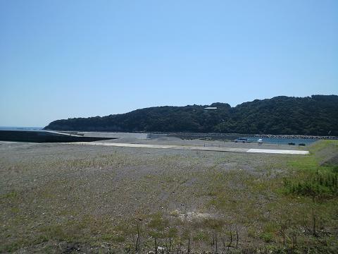 四万十川河口30