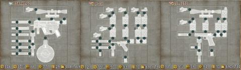 チャプター13 武器カスタマイズ例