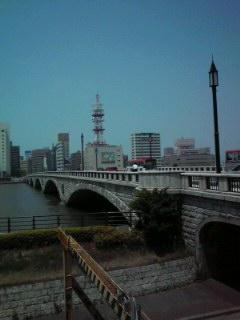 新潟 萬代橋